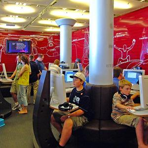 Интернет-кафе Бурона