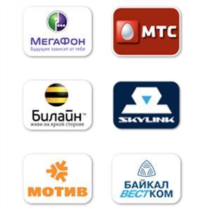 Операторы сотовой связи Бурона
