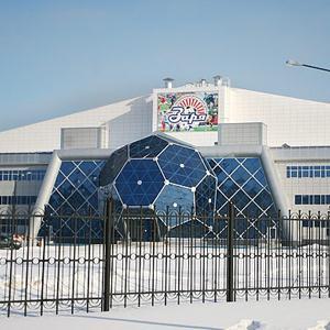 Спортивные комплексы Бурона